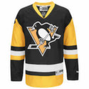Pro Customized - ANY NAME - Pittsburgh Penguins RBK Junior (7 to 12 yrs old) Premier Jersey - Third