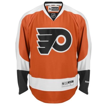 Philadelphia Flyers RBK Youth (7 to 12 yrs old) Premier Jersey - Orange
