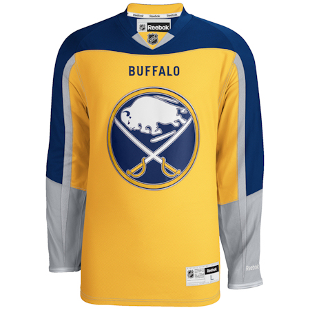 Buffalo Sabres Jersey - RBK Premier - Third