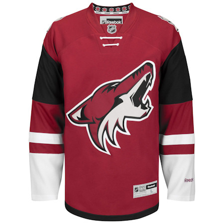 Pro Customized - ANY NAME - Phoenix Coyotes Jersey - RBK Premier - Burgundy