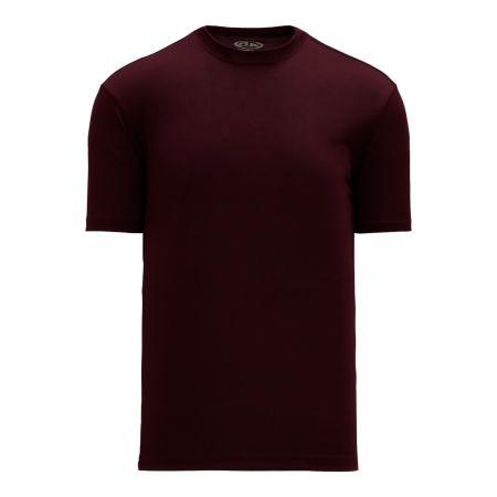 A1800 Apparel Short Sleeve Shirt - Maroon