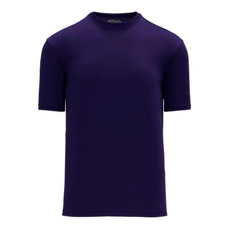 A1800 Apparel Short Sleeve Shirt - Purple