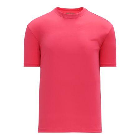 A1800 Apparel Short Sleeve Shirt - Pink