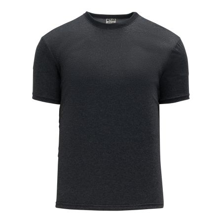 A1800 Apparel Short Sleeve Shirt - Heather Charcoal