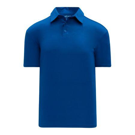 A1810 Apparel Polo Shirt - Royal