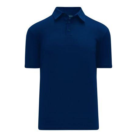 A1810 Apparel Polo Shirt - Navy