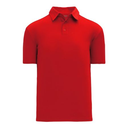A1810 Apparel Polo Shirt - Red