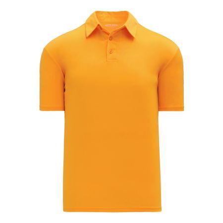 A1810 Apparel Polo Shirt - Gold