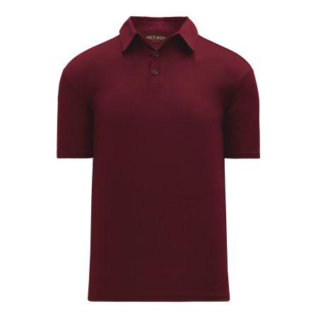 A1810 Apparel Polo Shirt - Maroon