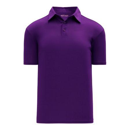 A1810 Apparel Polo Shirt - Purple