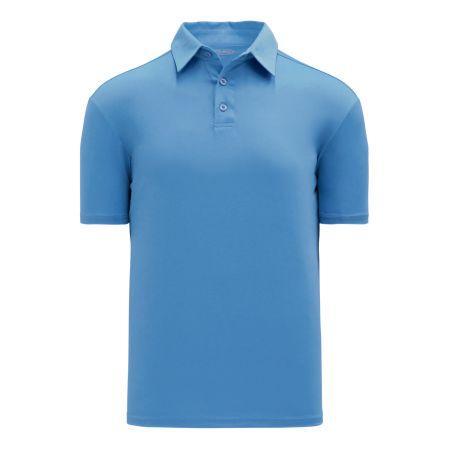 A1810 Apparel Polo Shirt - Sky Blue