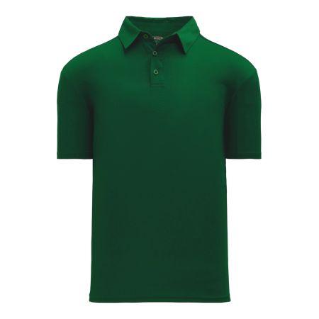 A1810 Apparel Polo Shirt - Dark Green