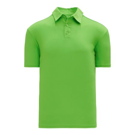 A1810 Apparel Polo Shirt - Lime Green