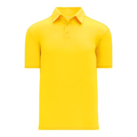 A1810 Apparel Polo Shirt - Maize