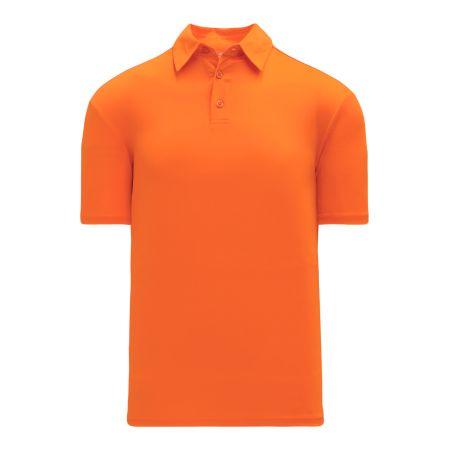 A1810 Apparel Polo Shirt - Orange
