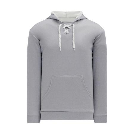 A1834 Apparel Sweatshirt - Heather Grey