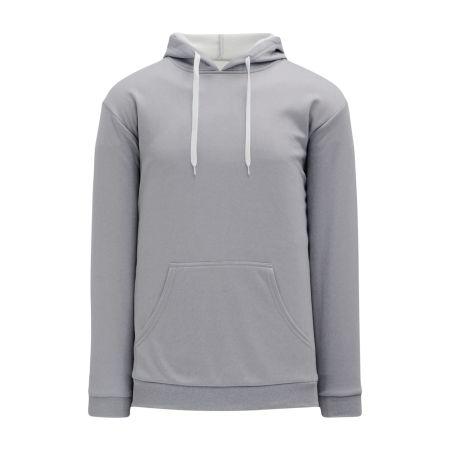 A1835 Apparel Sweatshirt - Heather Grey