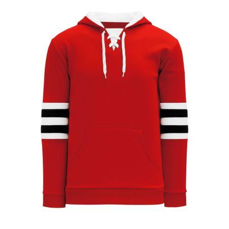 A1845 Apparel Sweatshirt - Chicago Red