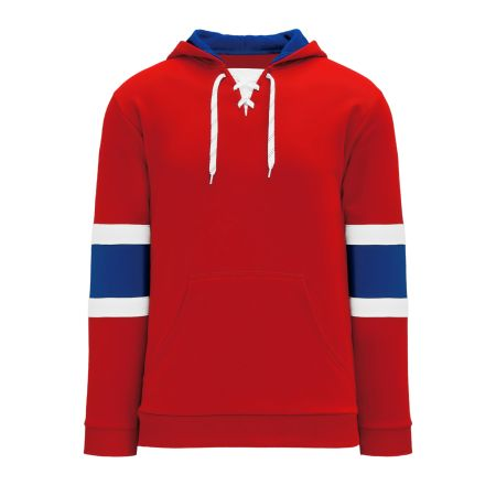 A1845 Apparel Sweatshirt - Montreal Red