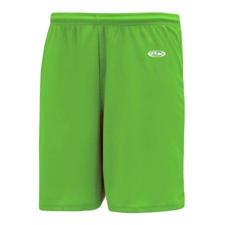 AS1300 Apparel Shorts - Lime Green