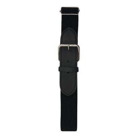 BA101 Baseball Belts - Black