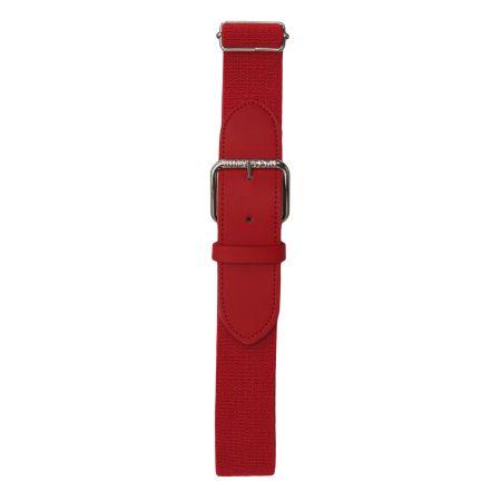 BA101 Baseball Belts - Red