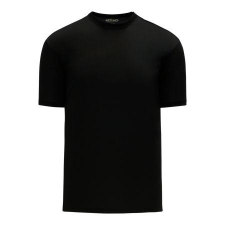 BA1800 Pullover Baseball Jersey - Black