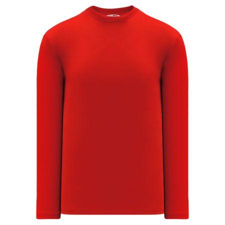 BA1900 Pullover Baseball Jersey - Red
