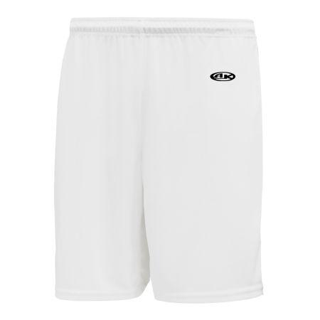 BS1300 Basketball Shorts - White