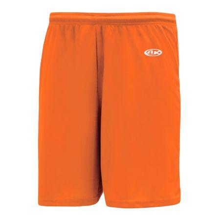 BS1300 Basketball Shorts - Orange