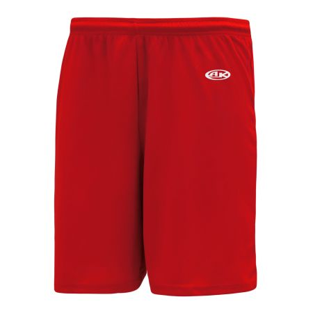 BS1700 Basketball Shorts - Red