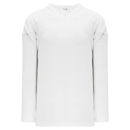 H6000 Practice Hockey Jersey - White