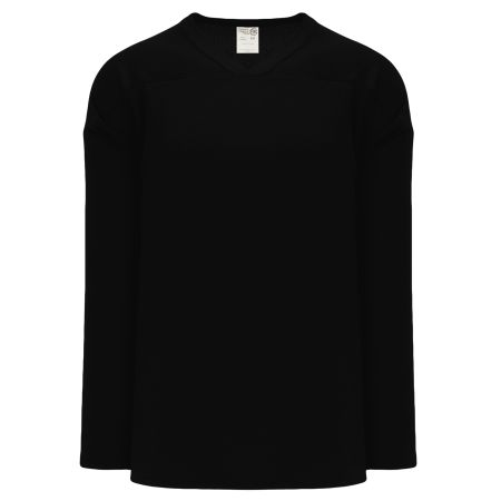 H6000 Practice Hockey Jersey - Black