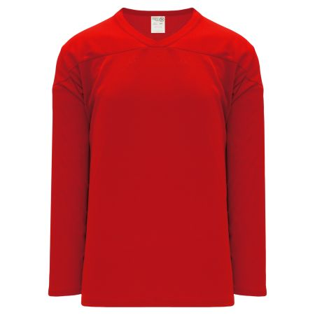 H6000 Practice Hockey Jersey - Red