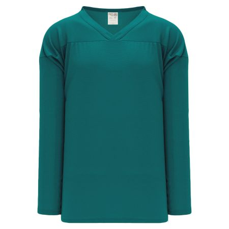 H6000 Practice Hockey Jersey - Pacific Teal