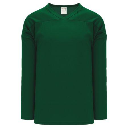 H6000 Practice Hockey Jersey - Dark Green