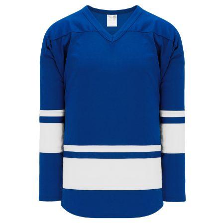 H6400 League Hockey Jersey - Royal/White