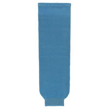 HS630 Knitted Solid Hockey Socks - Sky Blue
