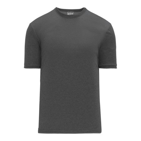 S1800 Soccer Jersey - Heather Charcoal