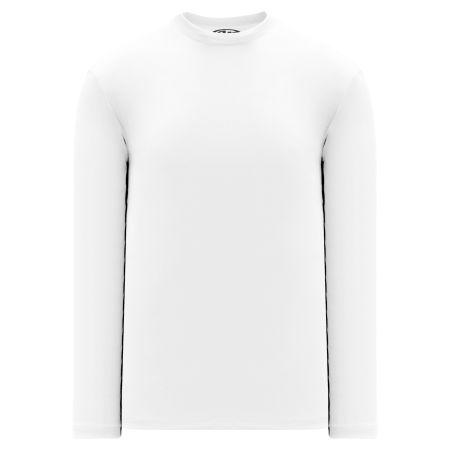 S1900 Soccer Long Sleeve Shirt - White