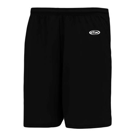 SS1300 Soccer Shorts - Black