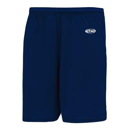 SS1300 Soccer Shorts - Navy