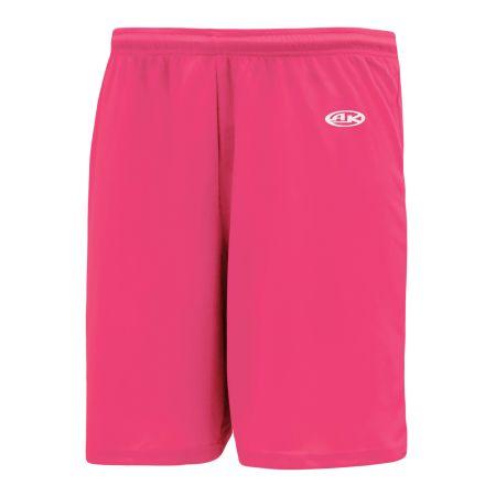 SS1300 Soccer Shorts - Pink