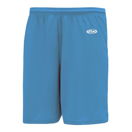 SS1300 Soccer Shorts - Sky Blue