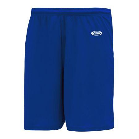 SS1700 Soccer Shorts - Royal