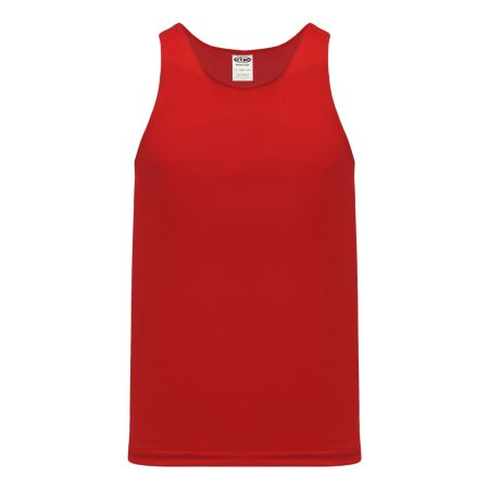 T101 Track Jersey - Red