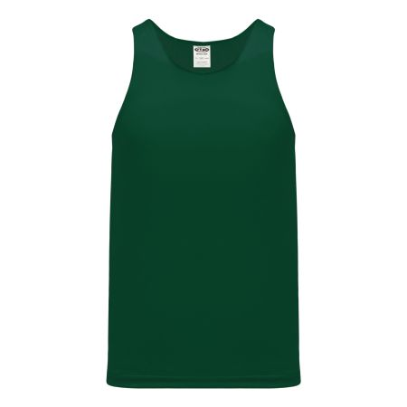 T101 Track Jersey - Dark Green