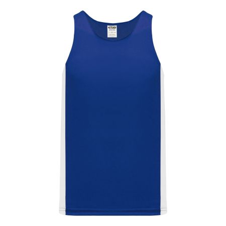 T205 Track Jersey - Royal/White
