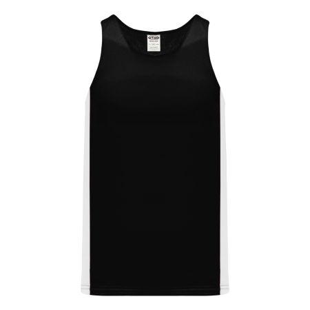 T205 Track Jersey - Black/White