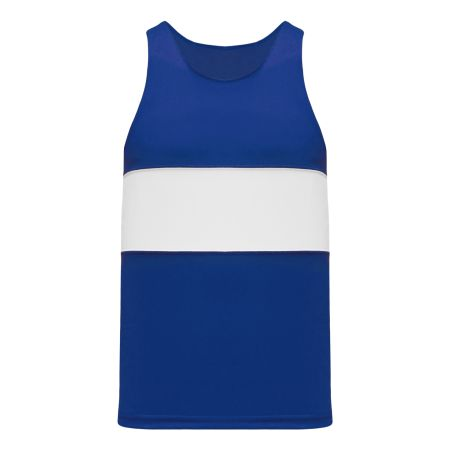 T220 Track Jersey - Royal/White